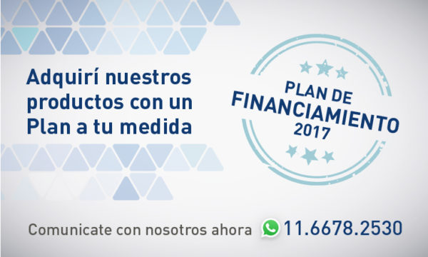 Planes de financiamiento de Frio 21.