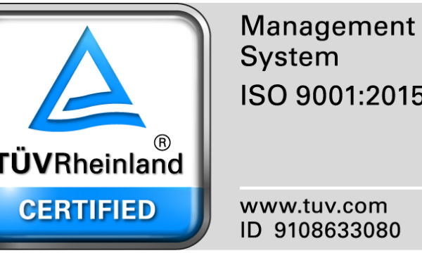 Frio 21, Calidad certificada ISO 9001